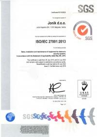Jonik ISMS en izd 2